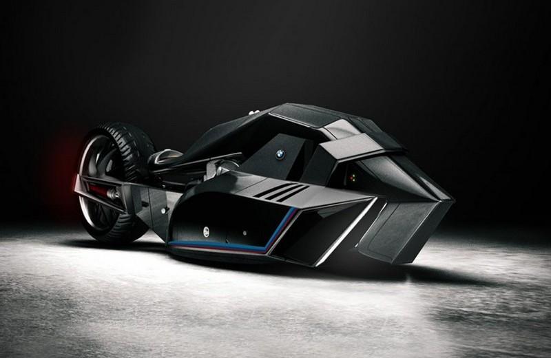 Luxury Automotive Brand BMW's Titan Concept is A New Predator -3