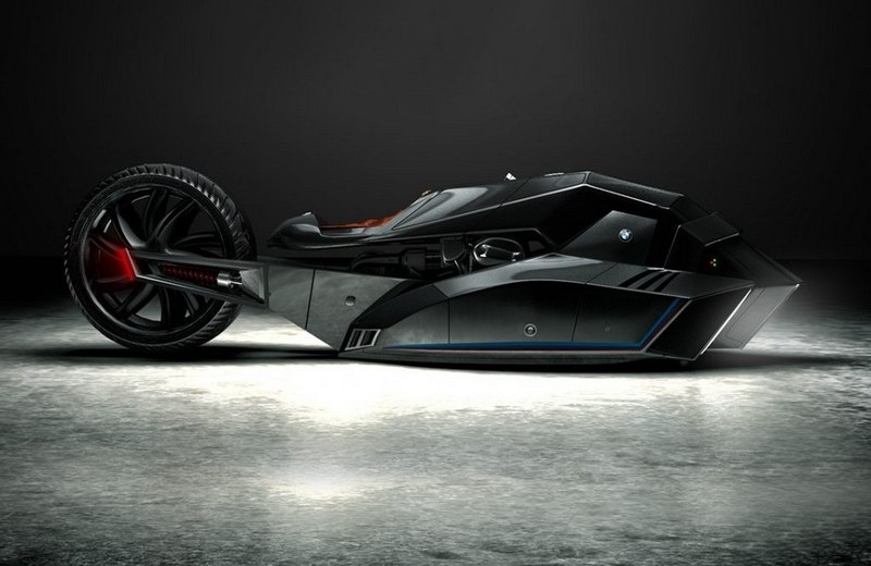 Luxury Automotive Brand BMW's Titan Concept is A New Predator -2