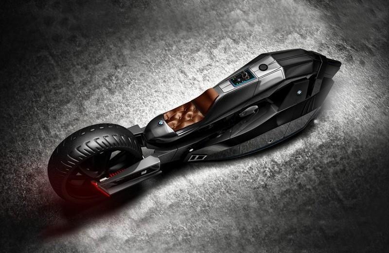 Luxury Automotive Brand BMW's Titan Concept is A New Predator -4
