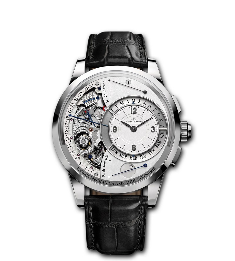 Top 3 Luxury Watches by The Top Luxury Brands-Jaeger-LeCoultre-Duomètre-Replica