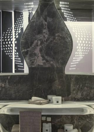 Luxury Bathroom Design by Zaha Hadid Group