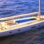 Luxury Sailing Yacht Nadir