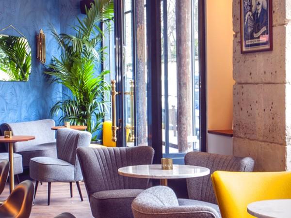 Hôtel André Latin: An Elegant Boutique Hotel in Paris