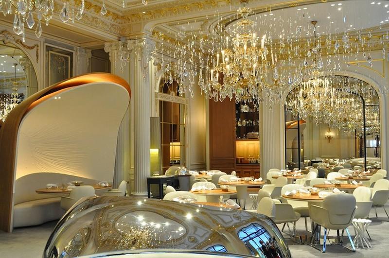 Best Restaurants Paris Alain Duce Plaza Athenee 1 Maison