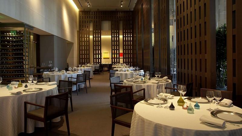 Best-Restaurants-Paris-Guy-Savoy-Paris Maison et Objet maison et objet Where to Eat in Paris During Maison et Objet September 2016 Best Restaurants Paris Guy Savoy Paris