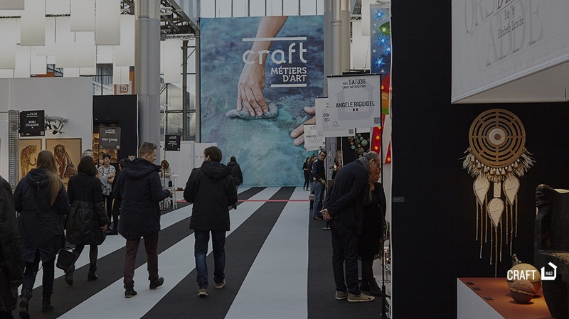 CRAFT, MÉTIERS D'ART-design events