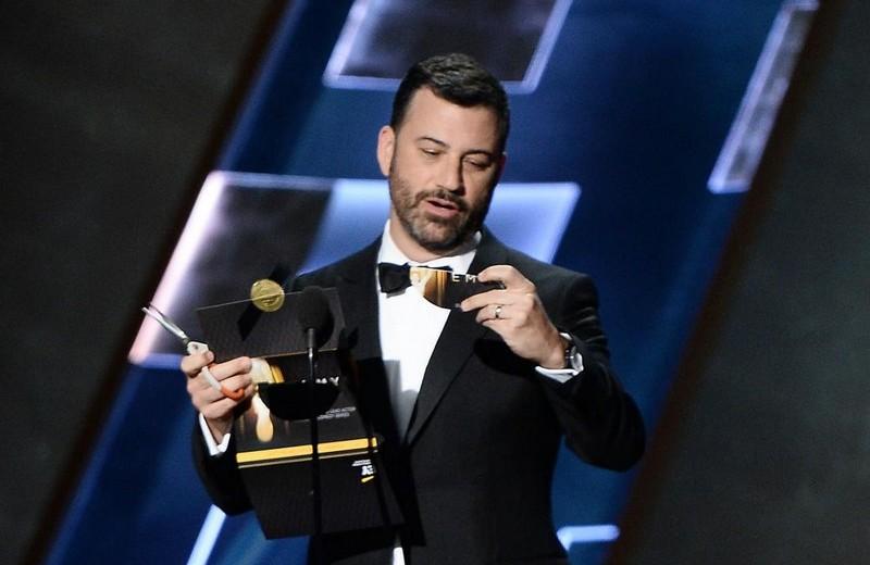 Emmy Awards 2016 Jimmy Kimmel