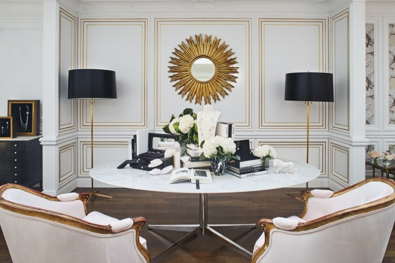 Chanel Has A New Pop Up Parisian Apartment