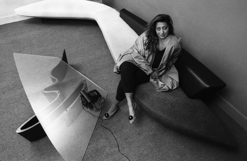 Zaha Hadid zaha hadid A Farewell to Zaha Hadid with Ultrastellar Collection GettyImages 106423266