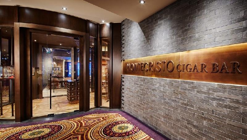 Montecristo Cigar Bar montecristo cigar bar Montecristo Cigar Bar in Las Vegas's Caesars Palace Montecristo Cigar Bar 1