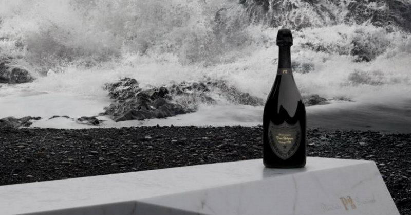 Dom Pérignon P2 bestowed by Christoph Waltz