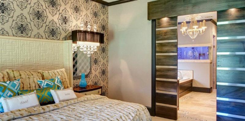 frisco-european sliding doors 10 Splendid Bedrooms with Wooden Sliding Doors Frisco European