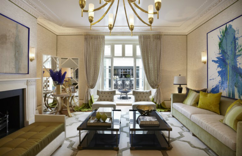 furniture ideas for-an-elegant-and-living-room furniture ideas Furniture Ideas for Living Room by Renowned Interior Designers Furniture Ideas for an elegant and living room