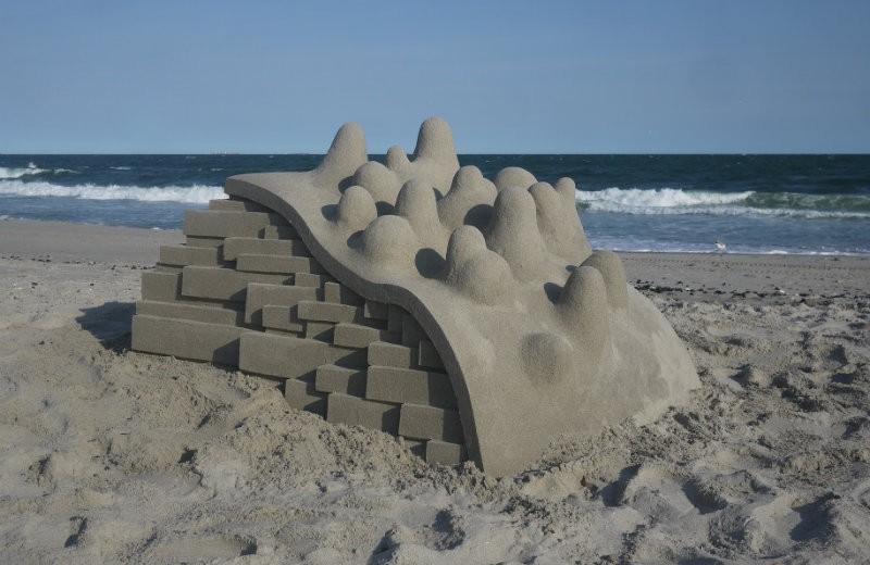 Modernist Sandcastles by Calvin Seibert calvin seibert Amazing Modernist Sandcastles by Calvin Seibert Modernist Sandcastles by Calvin Seibert 2