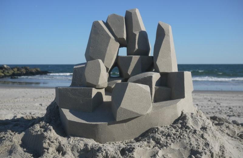 Modernist Sandcastles by Calvin Seibert calvin seibert Amazing Modernist Sandcastles by Calvin Seibert Modernist Sandcastles by Calvin Seibert 4