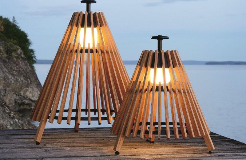 floor lamps tipi floor lamps Spectacular Floor lamps to Use in the Outdoors TIPI Skargaarden