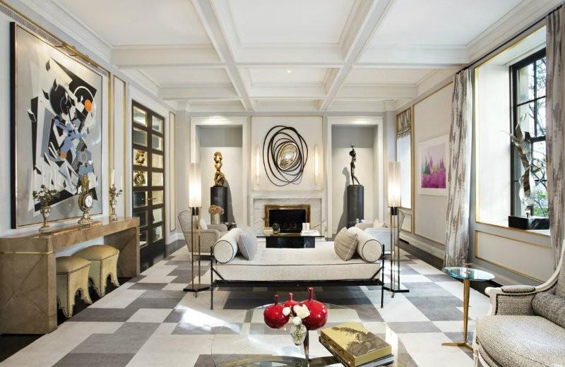 jean-louis-deniot furniture ideas Furniture Ideas for Living Room by Renowned Interior Designers jean louis deniot