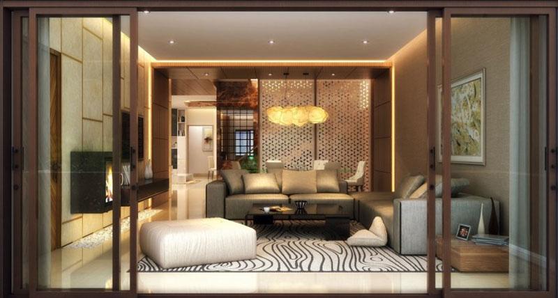 modern living room-9 modern living room Inspiring Modern Living Room Decorations for Your Home living room 9