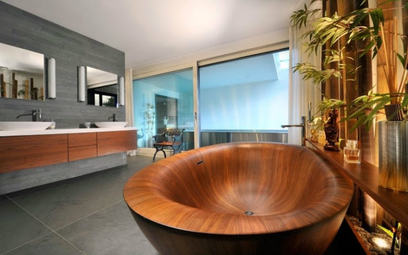 10-relaxing-and-unique-wooden bathtubs-you-will-love-have-1 wooden bathtubs 10 Relaxing and Unique Wooden Bathtubs You Will Love to Have 10 Relaxing and Unique Wooden Bathtubs You Will Love Have 1