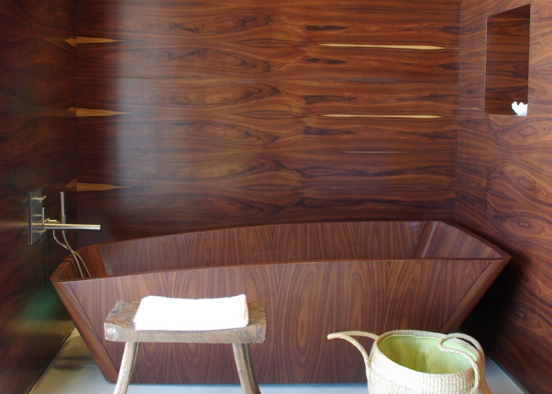 10 Relaxing And Unique Wooden Bathtubs You Will Love