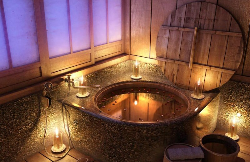 10-relaxing-and-unique-wooden-bathtubs-you-will-love-have-9 wooden bathtubs 10 Relaxing and Unique Wooden Bathtubs You Will Love to Have 10 Relaxing and Unique Wooden Bathtubs You Will Love Have 9