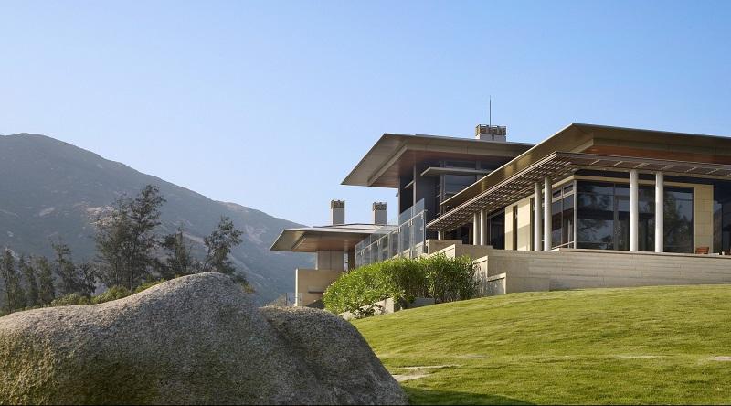 Coveted Magazine: Olson Kundig, a Seattle-based design practice olson kundig Olson Kundig, a Seattle-based design practice Hong Kong Villa
