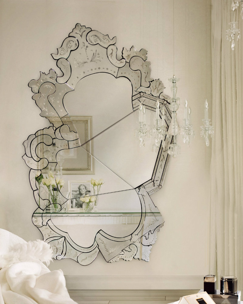 venice-mirror-boca-do-lobo maison et objet maison&objet A Complete Guide to the Prestigious Maison&Objet 2017 VENICE Mirror Boca do Lobo
