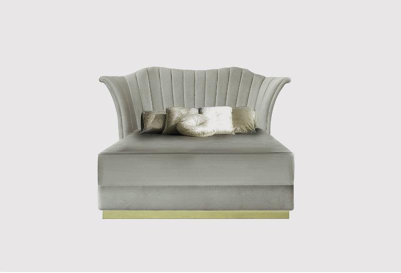 maison et objet caprichosa-bed-koket maison&objet A Complete Guide to the Prestigious Maison&Objet 2017 caprichosa bed koket