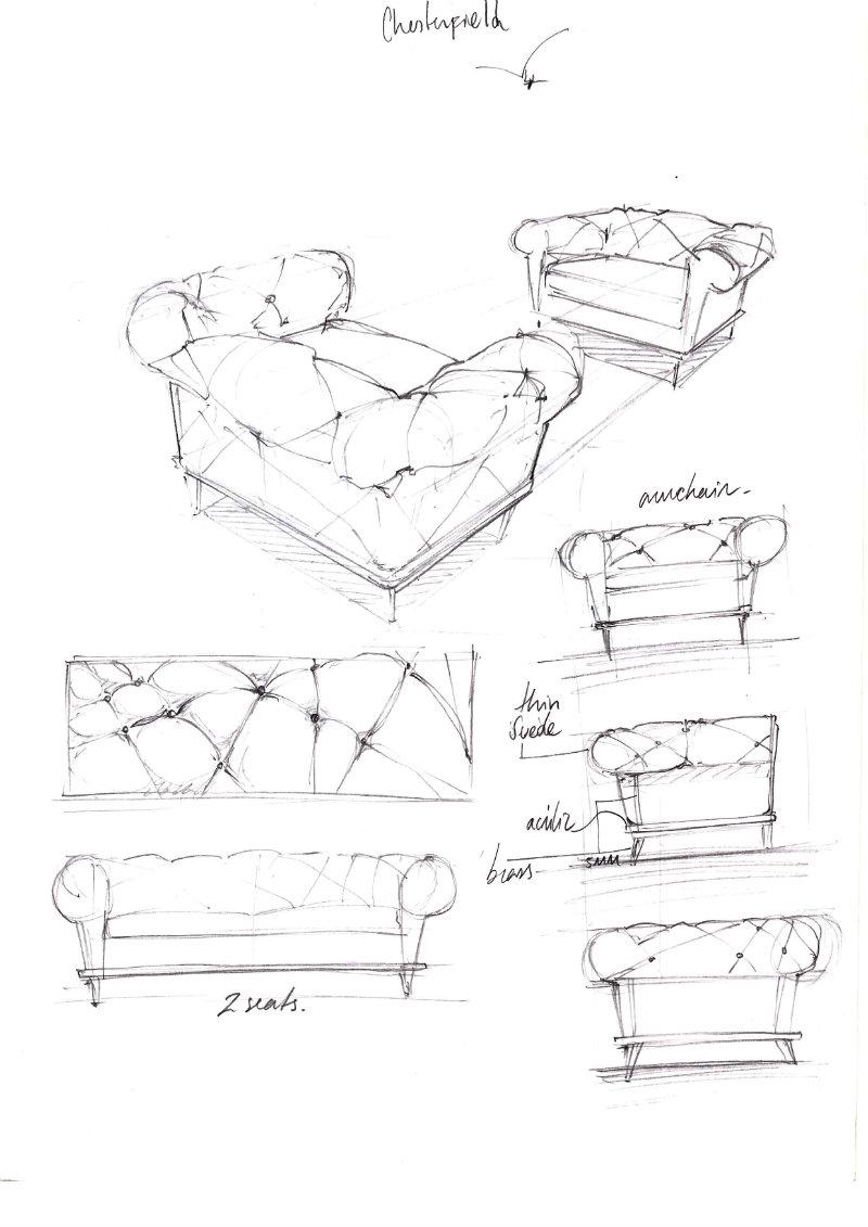 page 154 covet edition Vintage Decorating Styles chesterfield armchair maison et objet 2017 maison et objet 2017 boca do lobo s reinvention