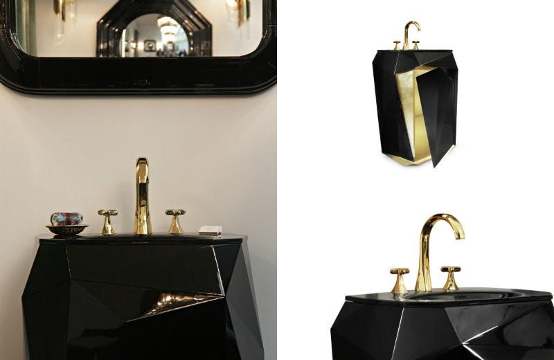diamond-freestanding-washbasin maison et objet 2017 maison et objet 2017 Maison et Objet 2017 - Luxury Bathrooms with Maison Valentina diamond freestanding washbasin
