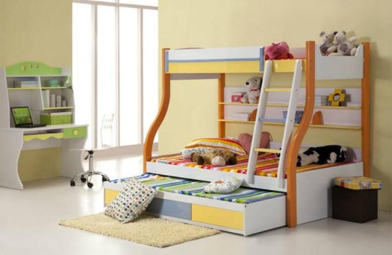 loft bed ideas-modern-bunk-beds-for-kids-bedroom-accessories-copy