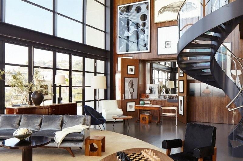 AD TOP 100 INTERIOR DESIGNERS 2017: Dan Fink Studio ad top 100 interior designers AD TOP 100 INTERIOR DESIGNERS 2017: Dan Fink Studio 1 3