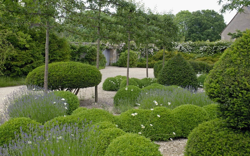 Covetedition: AD TOP 100 INTERIOR DESIGNERS 2017: Arne Maynard Garden Design Ltd.