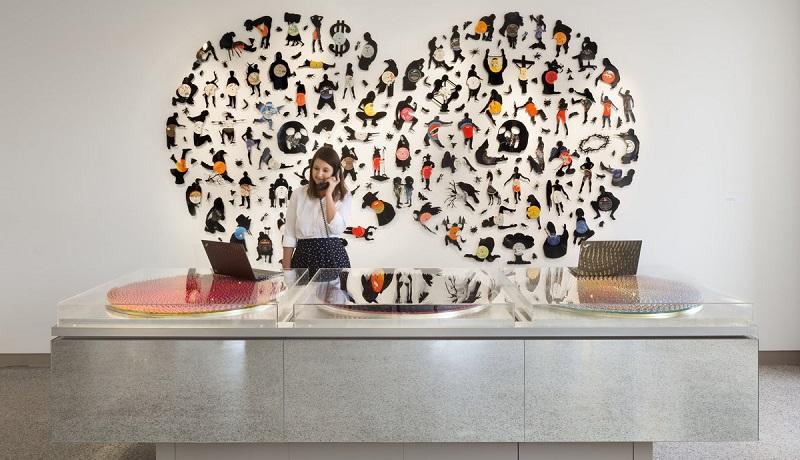 AD TOP 100 INTERIOR DESIGNERS 2017: Deborah Berke Partners