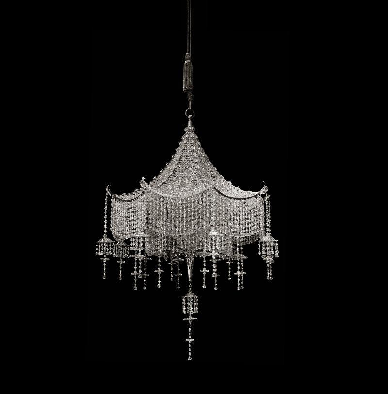 chineserluster-3146 maison et objet 2017 Maison et Objet 2017 – Awe-Inspiring Crystal Designs by Lobmeyr Chineserluster 3146