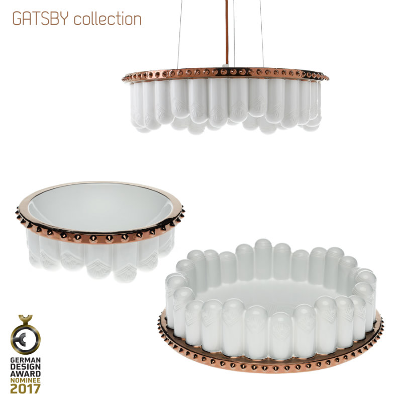 GDA_Gatsby maison et objet 2017 maison et objet 2017 Maison et Objet 2017 - The Charming Design World of BYFLY GDA Gatsby