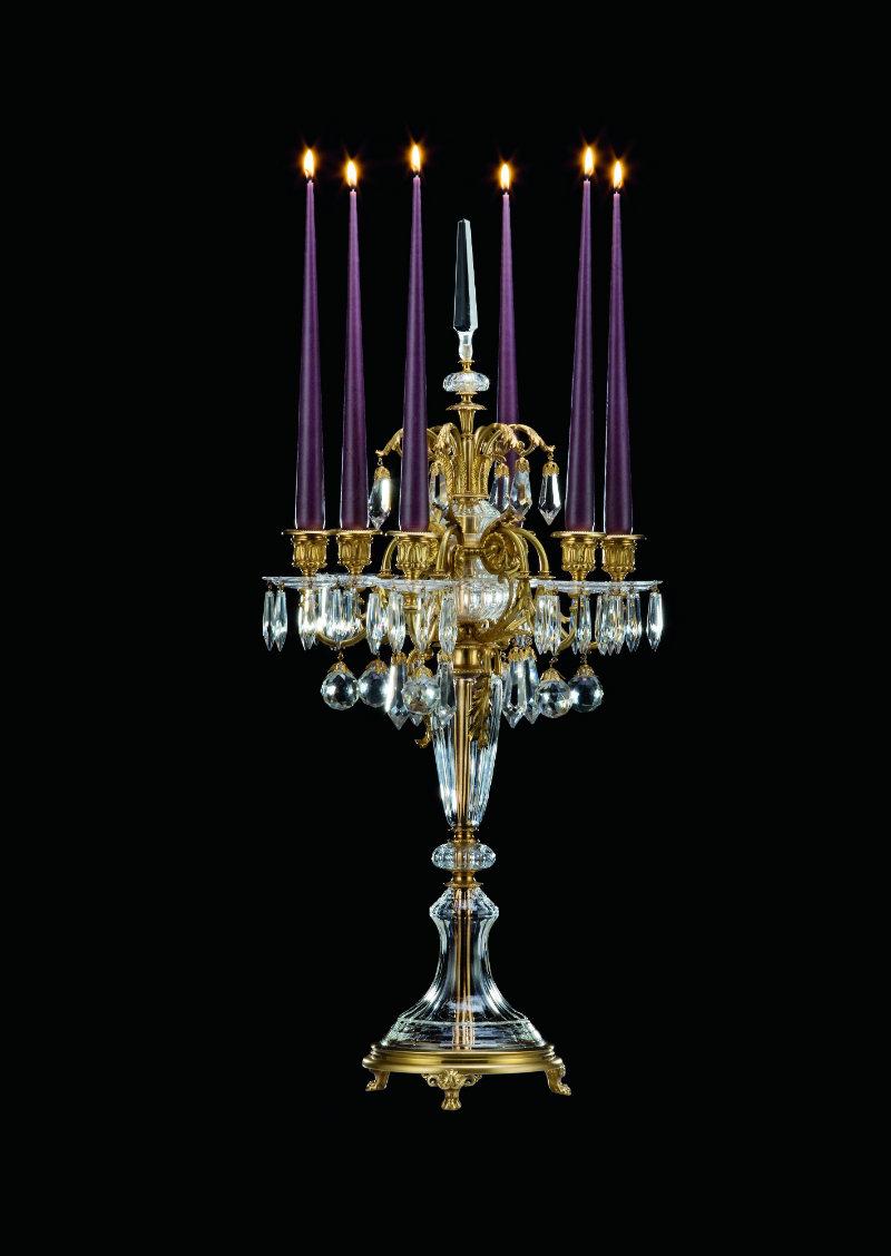 girandole-42278 maison et objet 2017 maison et objet 2017 Maison et Objet 2017 – Awe-Inspiring Crystal Designs by Lobmeyr Girandole 42278