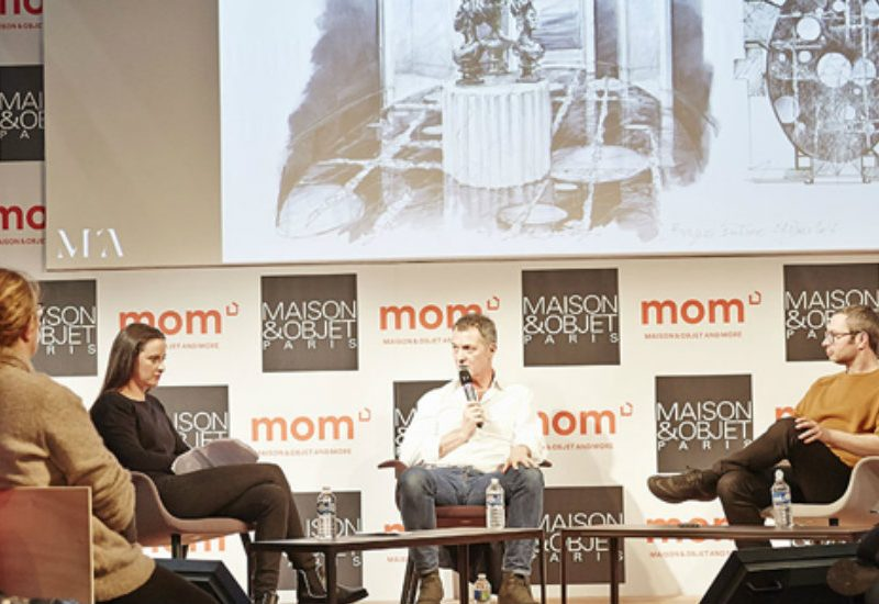 Maison Objet 2017 Conference Revisiting History and Interior Design (1)