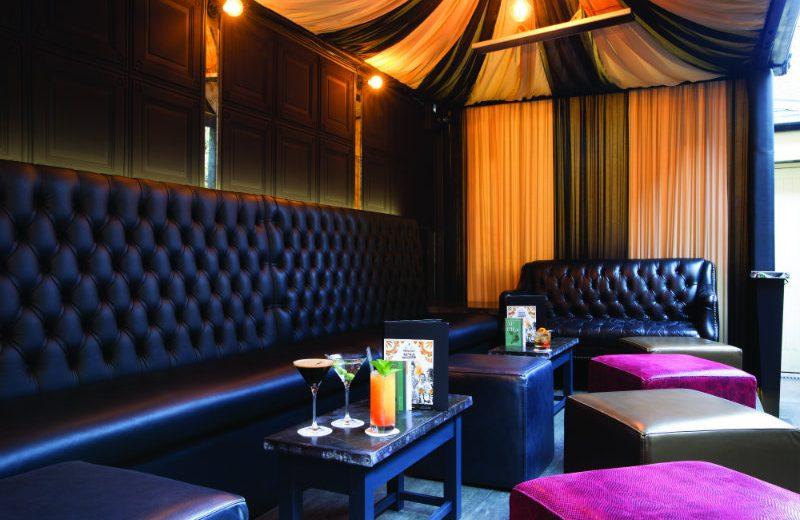 Private Members Club, London; Outdoor Cigar Snug Eliská Exclusive Interview