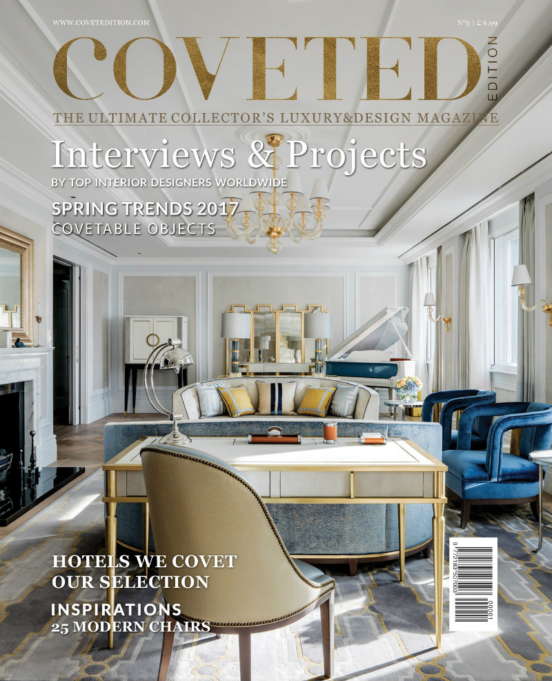 Coveted Edition A New Of The Ultimate Collectors Luxury And Design Magazine