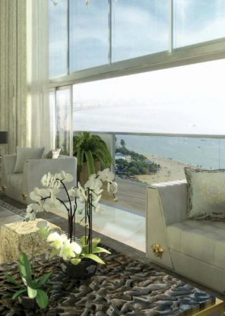 AKYON Nine Elms: Interiors by Versace