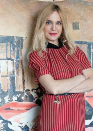 CovetED Exclusive interview with Yana Molodsova