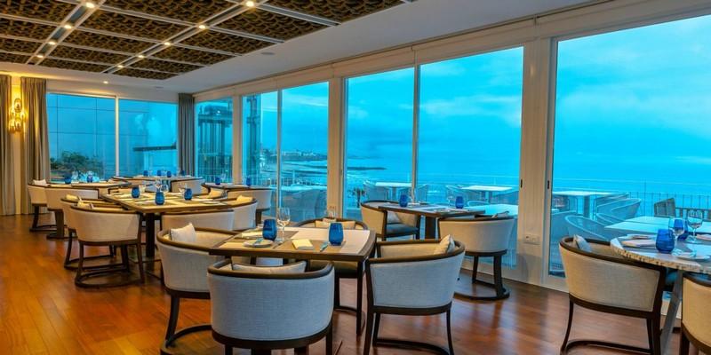 Atlantico Bar & restaurant - -2 Intercontinental Estoril Hotels We Covet - InterContinental Estoril Atlantico Bar restaurant 2