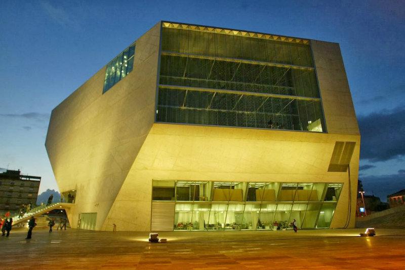 Casa musica porto best european destination 2017 Porto Distinguished as The Best European Destination 2017 Casa musica porto