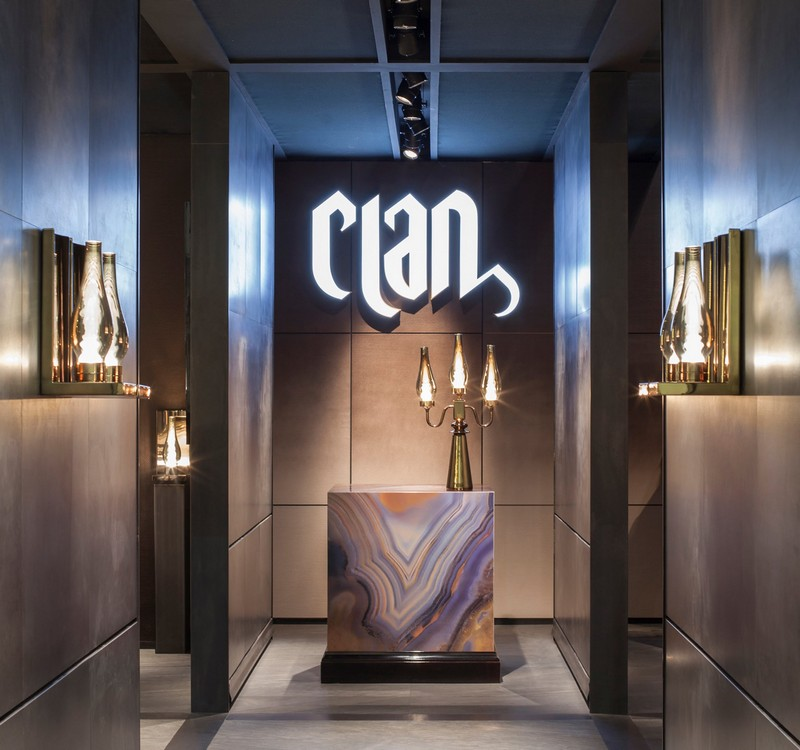 iSaloni 2017 iSaloni 2017 iSaloni 2017 - Preview of Clan Milano's Unparalleled Flair Clan Milano