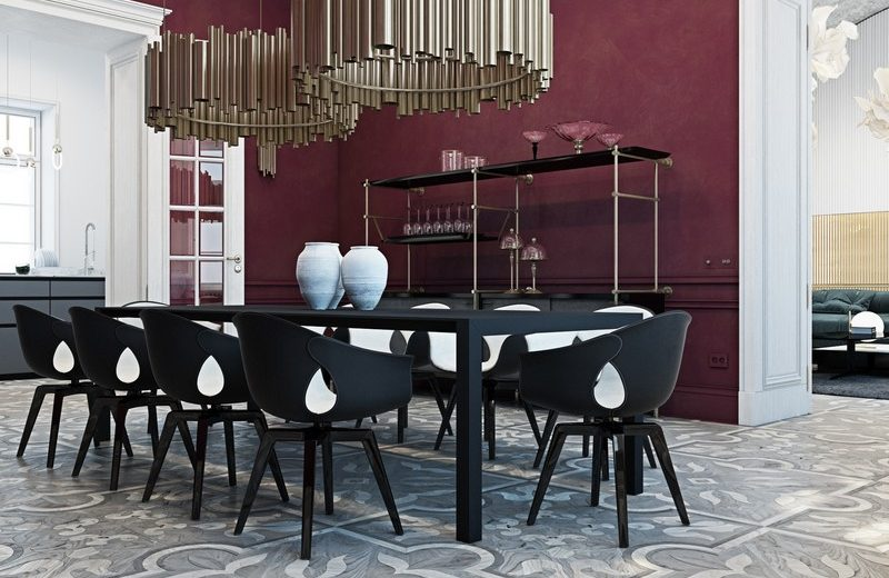Luxury Residence in Italy by Iryna Dzhemesiuk (13)