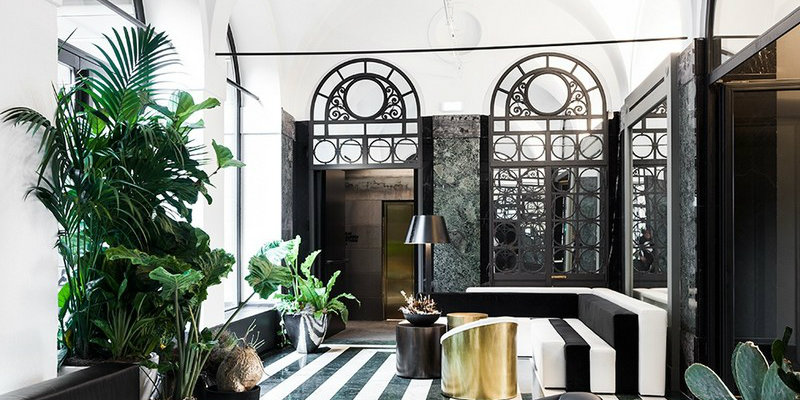 Senato Hotel Milano milan design week A Complete City Guide for the Beloved Milan Design Week Senato Hotel Milano