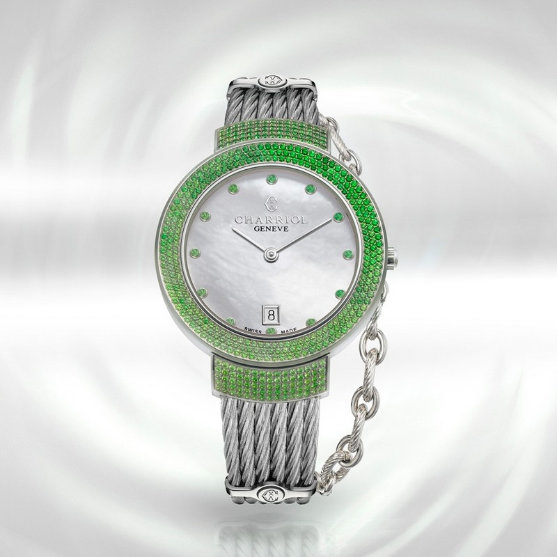 St-Tropez™ GreenLight - charriol