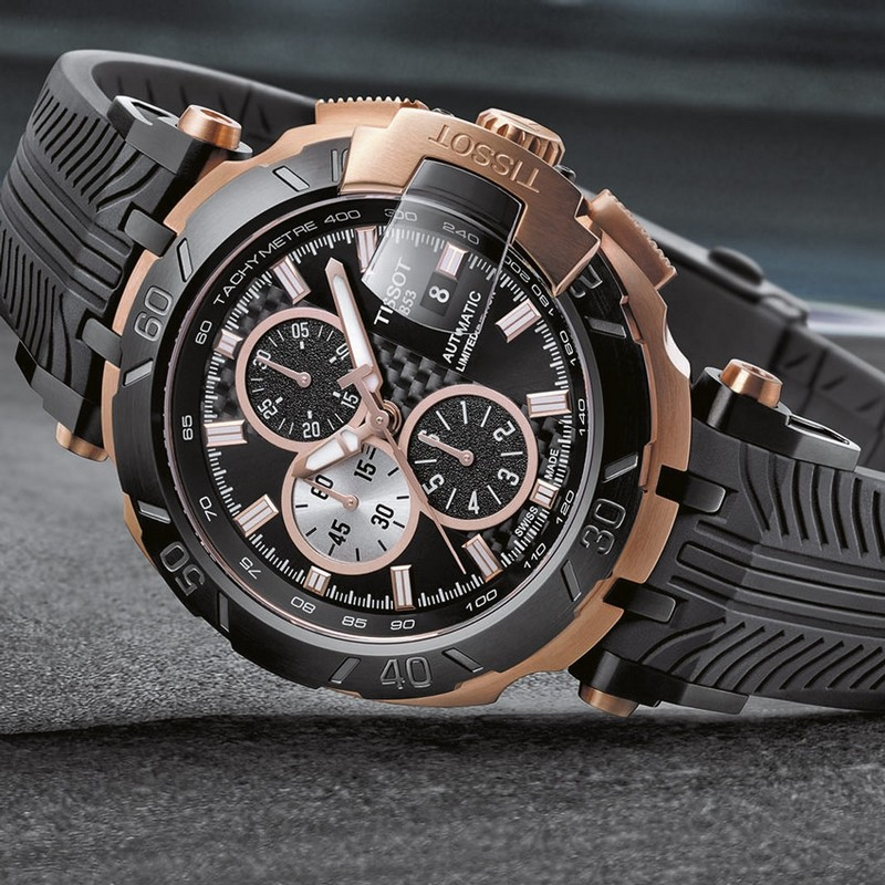 T-Race MotoGP™ Automatic Limited Edition 2017 - Tissot baselworld 2017