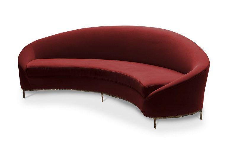 vamp-sofa-4 - KK fall trends Fall Trends 2017 - A Series of Fresh and Bright Interior Design Ideas vamp sofa 4 KK
